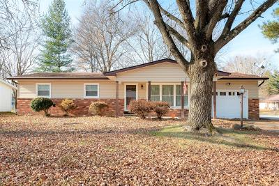 Marion Single Family Home For Sale: 206 Skyline Drive