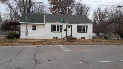 Carbondale Single Family Home For Sale: 900 W Willow Street