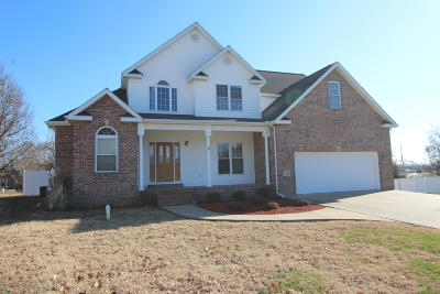 Williamson County Single Family Home Active Contingent: 1208 Christine Drive