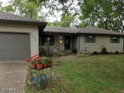 Carterville Single Family Home For Sale: 1404 W Grand Avenue