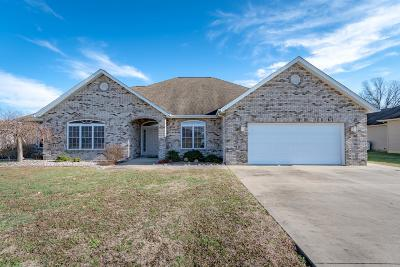 Single Family Home For Sale: 1811 Dew Drop Drive