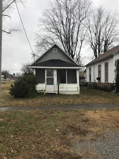 Massac County Single Family Home For Sale: 504 W 9th Street