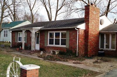 Hamilton County Single Family Home Active Contingent: 609 Tyler Street