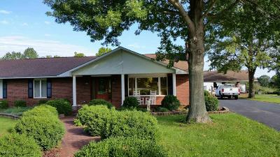 Murphysboro Single Family Home For Sale: 1853 Hoffman Road Road