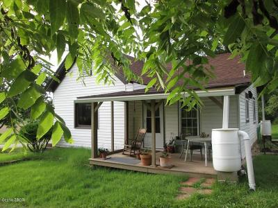 Cobden Single Family Home For Sale: 7040 N Old Hwy 51