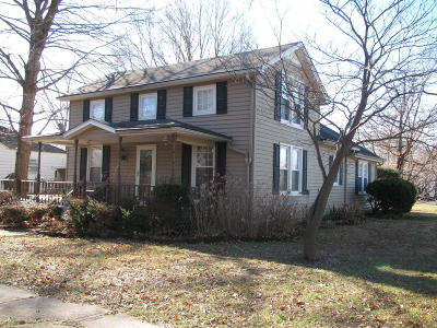Elkville IL Single Family Home For Sale: $84,900
