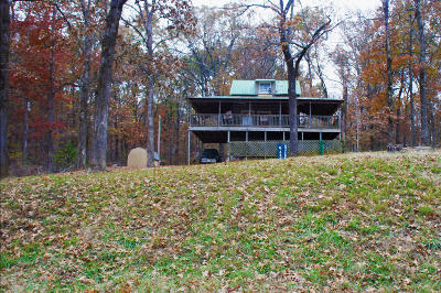 Massac County Single Family Home For Sale: 9620 Hohman Lake Road