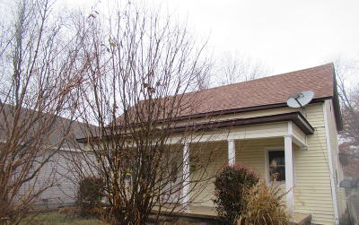 Harrisburg IL Single Family Home For Sale: $39,000