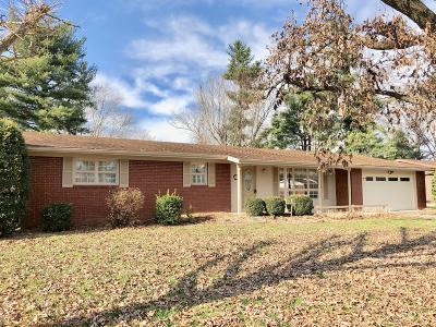 Jackson County, Williamson County Single Family Home Active Contingent: 206 Westernaire Drive