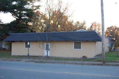 Benton Commercial For Sale: 333 S Main Street