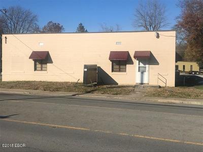 Benton Commercial For Sale: 1001 E Main Street
