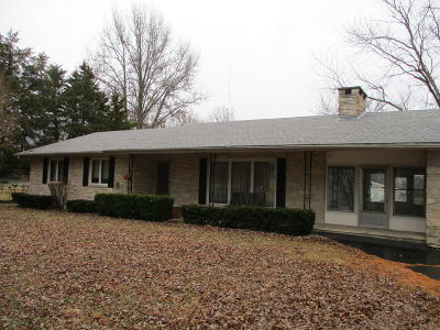 West Frankfort Single Family Home For Sale: 64 State Highway 37