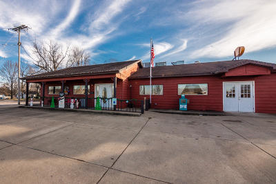 Benton Commercial For Sale: 1212 N McLeansboro Road