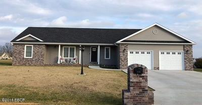 Herrin Single Family Home Active Contingent: 3204 Appaloosa Court
