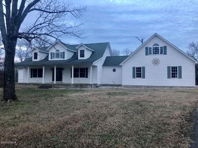 Harrisburg Single Family Home For Sale: 3375 Hwy 34 S