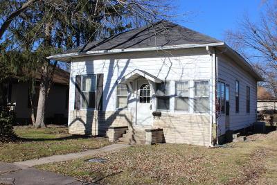 Murphysboro Single Family Home For Sale: 2024 Herbert Street