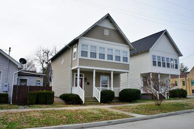 Massac County Single Family Home For Sale: 114 E 6th Street