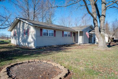 Herrin IL Single Family Home For Sale: $139,900