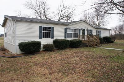 Massac County Single Family Home Active Contingent: 6315 Powers Church Road