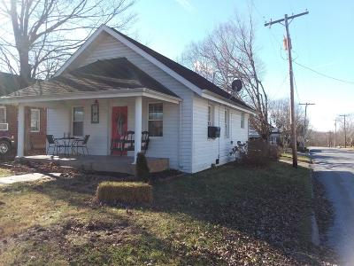 Johnson County Single Family Home For Sale: 617 N 4th