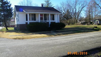 Saline County Single Family Home For Sale: 117 E Big Four