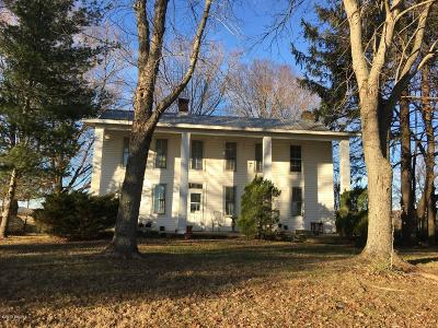 Cobden Single Family Home For Sale: 6625 Wing Hill Rd Road