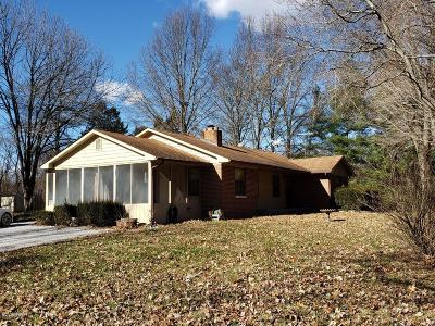 Anna Single Family Home Active Contingent: 360 Kratzinger Hollow Road