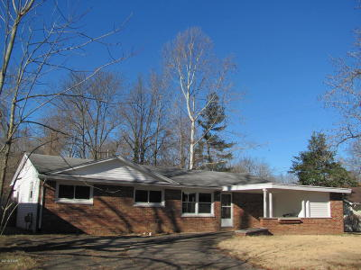 Carbondale Single Family Home For Sale: 804 S Emerald Lane