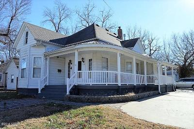 Carbondale Single Family Home For Sale: 313 W Sycamore Street