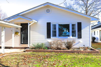 Jackson County, Williamson County Single Family Home For Sale: 504 N 8th Street