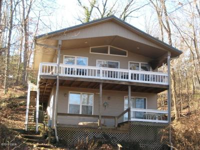 Goreville Single Family Home For Sale: 130 Sandy Point