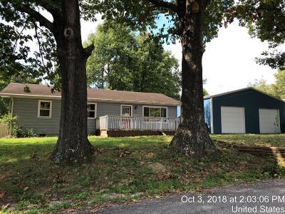 Jonesboro Single Family Home For Sale: 107 N Acre Lane