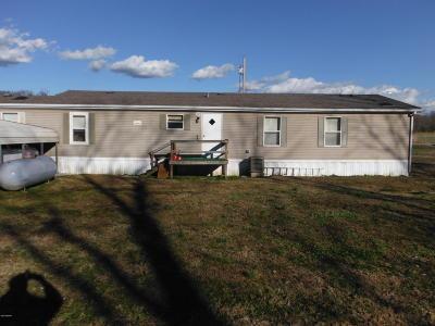 Jonesboro Single Family Home For Sale: 160 Old Cape Road