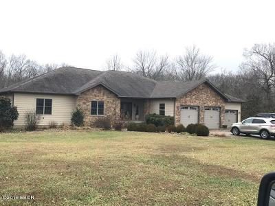 Murphysboro Single Family Home For Sale: 462 Majestic Oak Drive