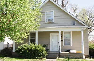 Metropolis Single Family Home For Sale: 309 E 11th Street