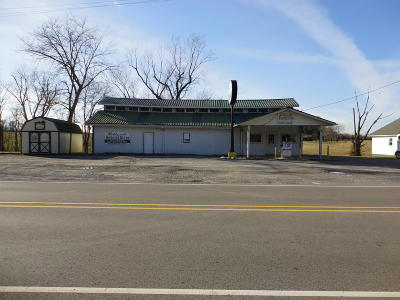 Johnson County Commercial For Sale: 11935 Us-45