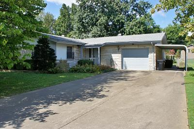 Metropolis Single Family Home For Sale: 31 Hospital Drive