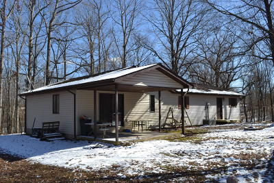 Creal Springs Single Family Home For Sale: 4223 Sarville Road Road