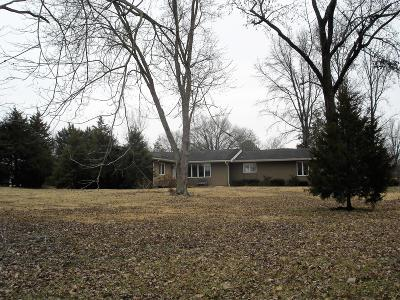 Carbondale Single Family Home For Sale: 2905 W Striegel Road