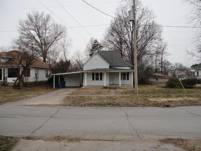 Carterville Single Family Home Active Contingent: 403 Pennsylvania Avenue