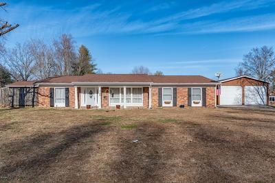 Marion IL Single Family Home For Sale: $184,900