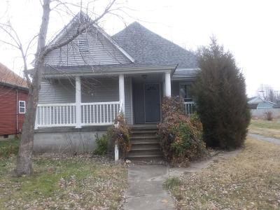 Herrin Single Family Home For Sale: 508 N 12 Th Street