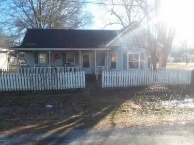 Williamson County Single Family Home For Sale: 209 Madison Street