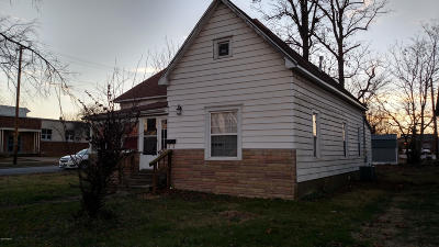 Herrin Single Family Home For Sale: 621 S 13th Street