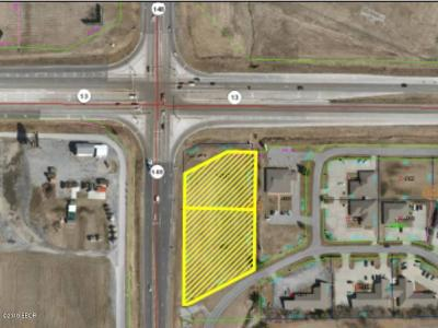 Williamson County Residential Lots & Land For Sale: Corner Of Rt 13 And Rt 148