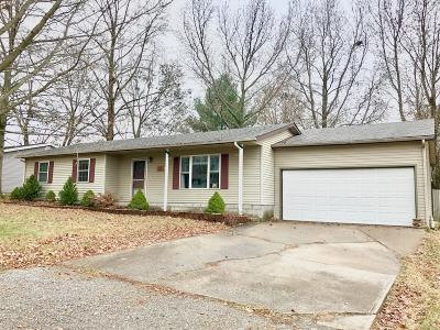 Herrin Single Family Home For Sale: 866 Stardust Drive Drive