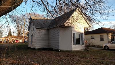 Herrin Single Family Home For Sale: 412 N 18th Street