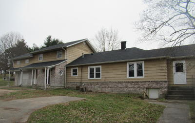 Jonesboro Single Family Home For Sale: 512 S Main Street