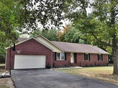 Massac County Single Family Home Active Contingent: 1012 Country Club Road