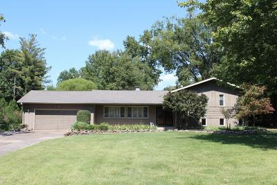 Carbondale IL Single Family Home For Sale: $184,900